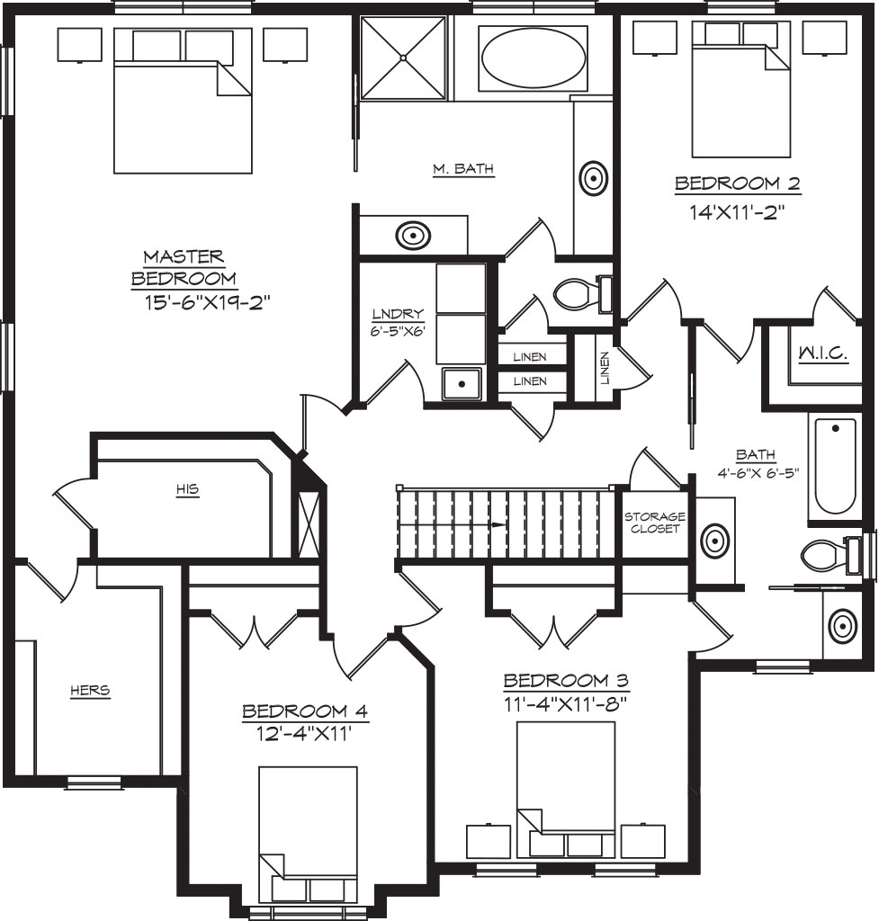 Robin ford building remodeling sample floor plans in for Sample blueprints of a house