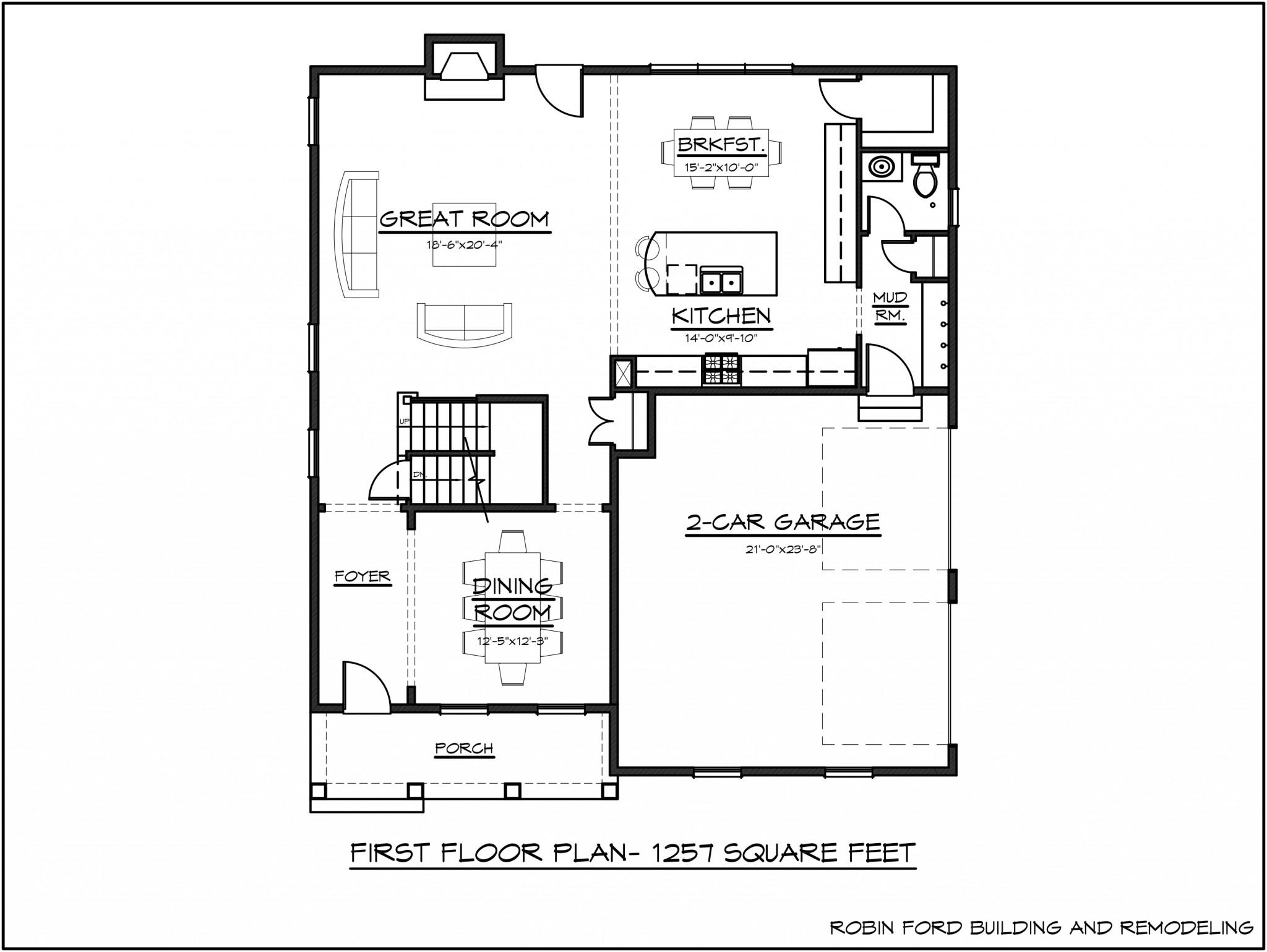 Oak Grove 1st Floor