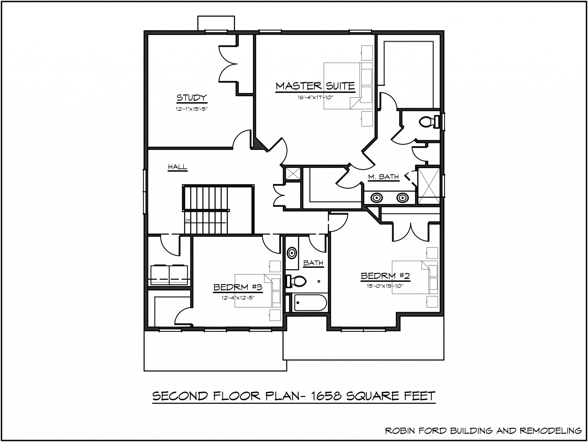 Robin Ford Building Remodeling Sample Floor Plans In Carroll 2 Story House Electrical Plan Oak Grove 2nd