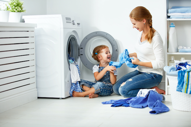 How to Make an Energy-Efficient Laundry Room in Your Custom Home