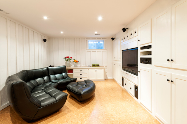 Critical Steps for Finishing Your Custom Home Basement